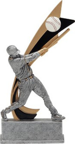 Baseball Signature Series Live Action Resin Trophy 82503GS