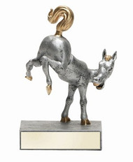 Horse's Rear Bobblehead Trophy | Kicked it out of the Park Award | 5.5 Inch Tall