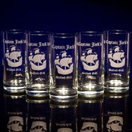 Highball Glasses - Personalized