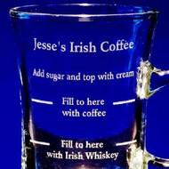 Irish Coffee Mug - Personalized