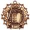 Band Ten Star Medal - Bronze
