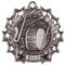 Band Ten Star Medal - Silver