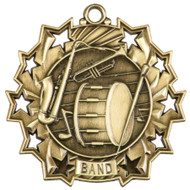 Band Ten Star Medal