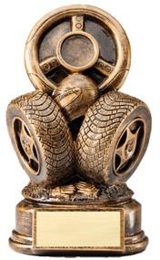 Steering Wheel & Tires Award