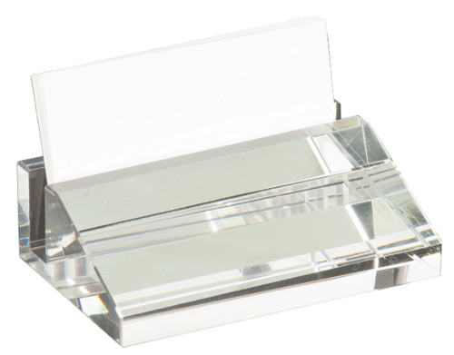 Crystal business card holder crystal business card holder personalized colourmoves