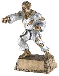 Karate Monster Trophy