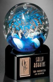 """Celebration Corporate Award – 5.5"""" Art Glass Award"""