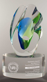 Breakthrough Corporate Award - Engraved