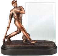 Baseball Story Glass Award