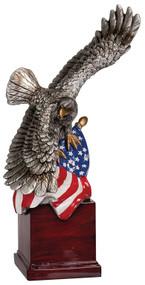 American Eagle Resin Trophy - Gliding