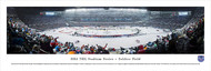 2014 NHL Stadium Series Panorama Print NHLSS-14