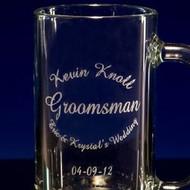 Beer Mug (25 oz.) - Personalized