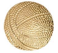 Basketball Chenille / Letter Jacket Pin