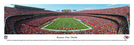 Kansas City Chiefs Panorama Print #2 (End Zone) NFLCHF-2
