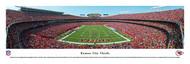 Kansas City Chiefs Panorama Print #2 (End Zone) NFLCHF-2