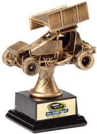 Racing Sprint Car Trophy