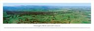 Gleneagles Panorama Print #1 - Unframed