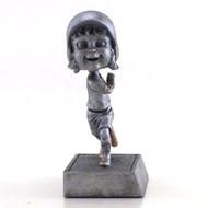 "Softball ""Rock 'n Bop"" Bobblehead Trophy"