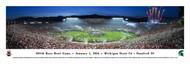 2014 Rose Bowl Panorama Print