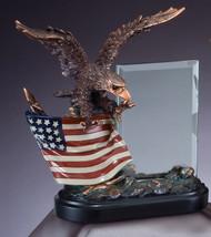 Eagle & Flag Story Glass Award