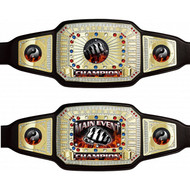 Main Event Champion Trophy Belt