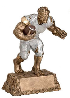 Monster Football Trophy