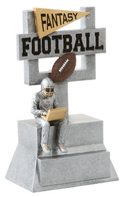 Fantasy Football Goalpost Trophy