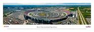 Dover International Speedway Panorama Print - Unframed