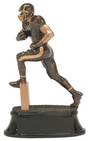 Power Football Resin Award