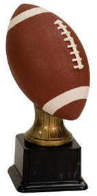 Football Full Size Color Resin Trophy SBR152