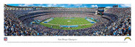 San Diego Chargers Panorama Print #1 (50 Yard) NFLCHG-1
