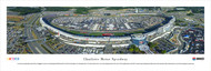 Charlotte Motor Speedway Panorama Print #3 - Unframed