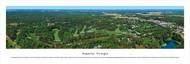 Augusta Skyline Panorama Print