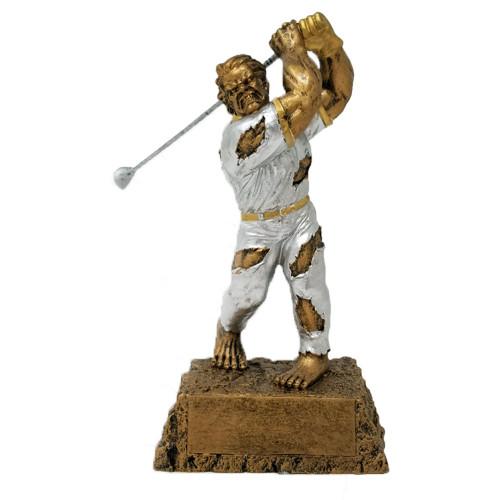Monster Golf Trophy