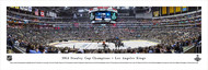 2014 Stanley Cup Championship Panorama Print NHLSC-14