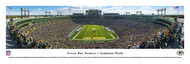 Green Bay Packers Panorama Print #4 (End Zone Day) NFLPACK-4