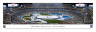 2015 NHL Stadium Series Panorama Print - Unframed
