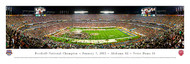 2013 Football National Championship Panorama Print BCS-13