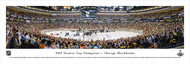 2013 Stanley Cup Championship Panorama Print NHLSC-13