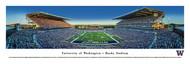 University of Washington Panorama Print #4 (End Zone) UWA-4