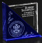 Acclaim Crystal Corporate Award - Small