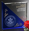 Acclaim Crystal Corporate Award - Large