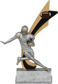 Football Signature Series Live Action Resin Trophy 82500GS