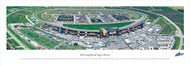 Chicagoland Speedway Panorama Print #1 - Unframed