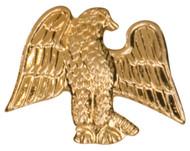 Eagle Lapel Pin | Letter Jacket Chenille Pin - EAGLE