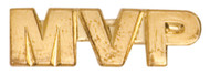 Chenille / Letter Jacket Pin - MVP