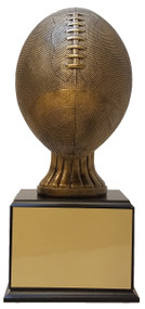 Football Champion Perpetual Trophy - Black Base