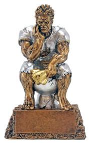 Monster Toilet Bowl Trophy