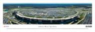Atlanta Motor Speedway Panorama Print #2 - Unframed