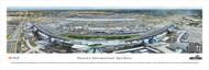 Daytona International Speedway Panorama Print #5 (Day) - Unframed
